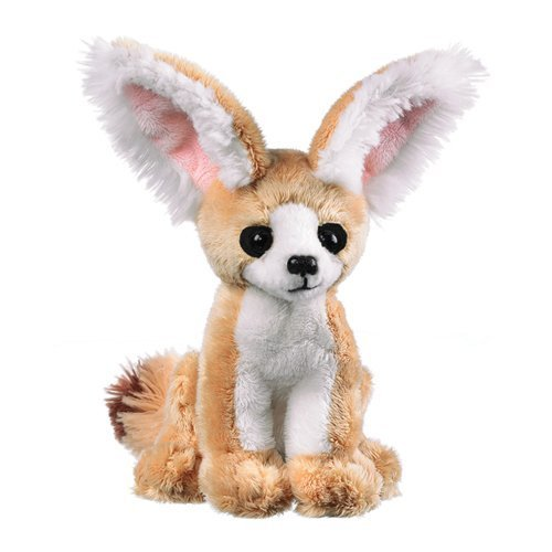 Wildlife Artists Fennec Fox Plush Toy by Wildlife Artists