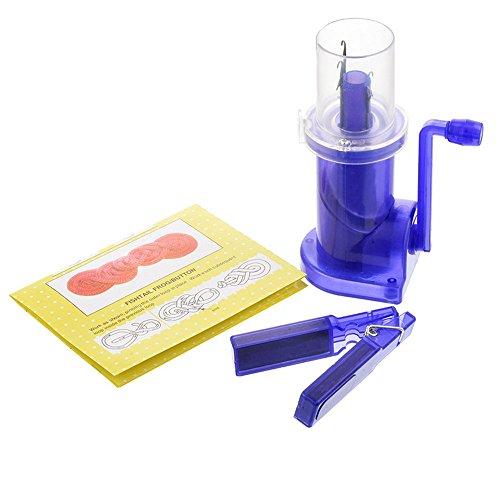 Souarts Blau Strickmühle leicht hergestellt