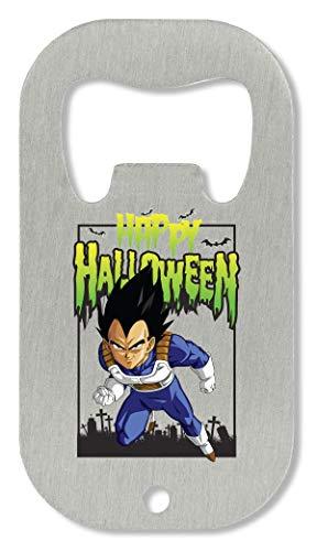 k Happy Halloween Dragon Ball DBZ Anime Flaschenöffner ()