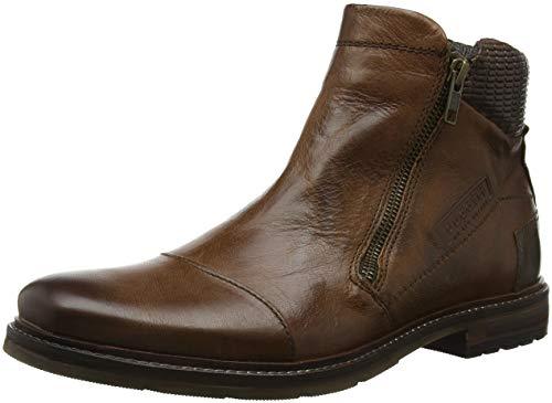 bugatti Herren 311602333000 Klassische Stiefel Braun (Dark Brown 6100) 43 EU