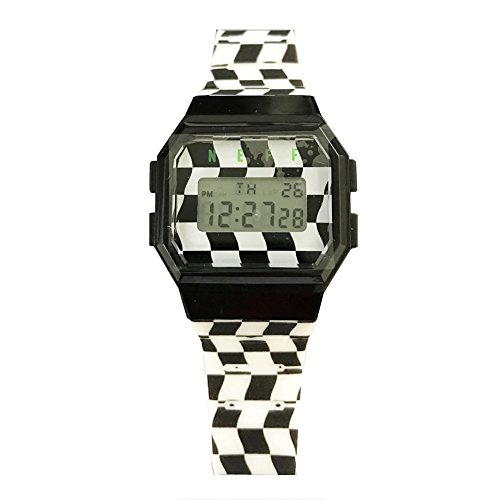 Neff Men's Flava Wild Watch Checker Black