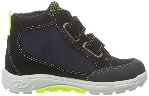Ricosta Jungen Marvin High-Top Blau (see/grün 173)