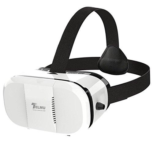 Telmu 3D Gafas Realidad Virtual 3D VR...