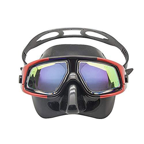 EnzoDate kit de plongée RX d'optique plongée Tuba mis hypermétropie myopie Sec Vision Haut de uv400 Anti - Brouillard Masque
