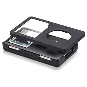 Gear4 PG249 iVak Noir pour iPod Classic 160 Go