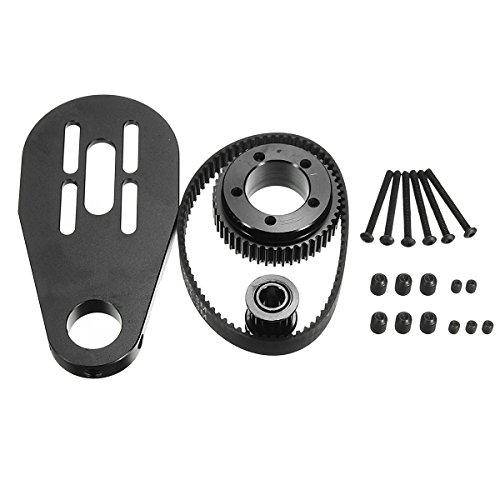 Motor Mount (Viviance DIY-Teile Kit Riemenscheiben Und Motorhalterung für 72 / 70Mm Räder Elektroroller)