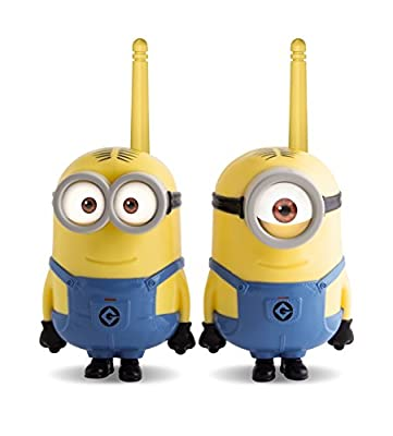 IMC Minions Walkie Talkies (Descpicable Me 3)