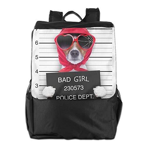 Achse Bad (Bad Dog neutrale lässige Umhängetasche)