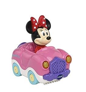 VTech Tut Tut Baby Flitzer 80-511104 vehículo de Juguete - Vehículos de Juguete (Rosa, Púrpura, Coche, De plástico, 1 año(s), 3 año(s), Chica)