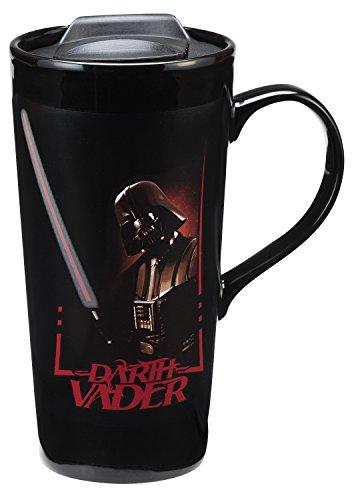 Vandor 99551 Star Wars Heat Reactive Ceramic Mug, 20 oz, Multicolor by Vandor