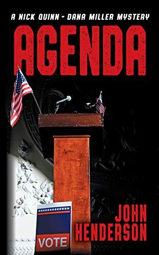 Agenda (A Nick Quinn - Dana Miller Mystery Book 4) (English ...