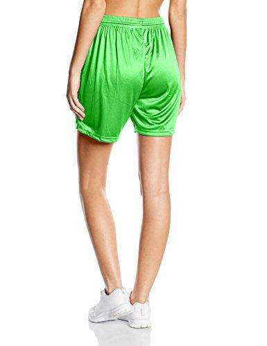 Jako Unisex Shorts Manchester Soft Green