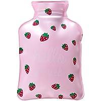 Nikgic Erdbeere Wärmflasche Warmer Wärmflasche Mini Wärmflascheno Kinderwärmflasche Abnehmbar und waschbar Für... preisvergleich bei billige-tabletten.eu