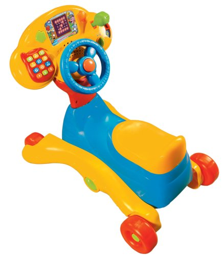 Image of VTech Grow and Go Ride-on