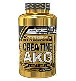 Creatin AKG 3000 Kapseln - Gold Creatine Kreatin-Alpha-Ketoglutarat 120 Kapseln