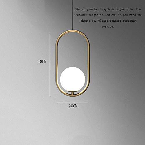 Suspension LED Luminaires suspendus Restaurant Café Bar Lumières Salle à manger Salon Café Chambre Bar