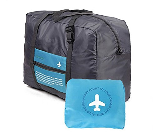 Okayji Happy Flight Foldable Big Easy Carry On Luggage packing...
