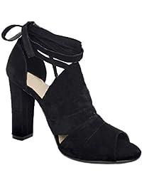 Donnae Utfjclk135 Scarpe Sandali Da Amazon It34 Borse zMVpSU