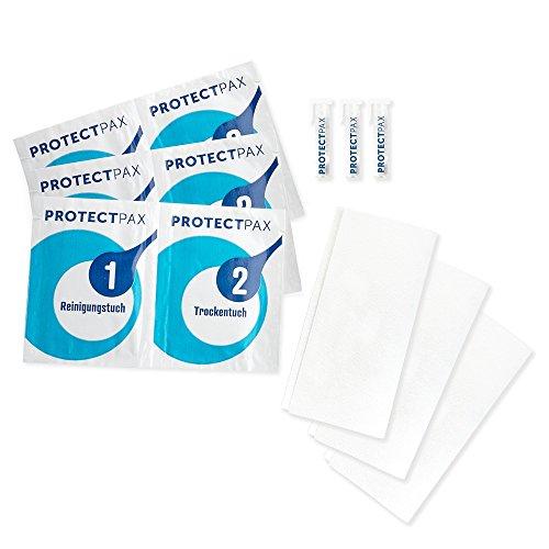 ProtectPax 2.0 Flüssiger Displayschutz aus der Fernsehshow Die Höhle Der Löwen - innovativer Displayschutz für alle Handys & Marken (3er Set)