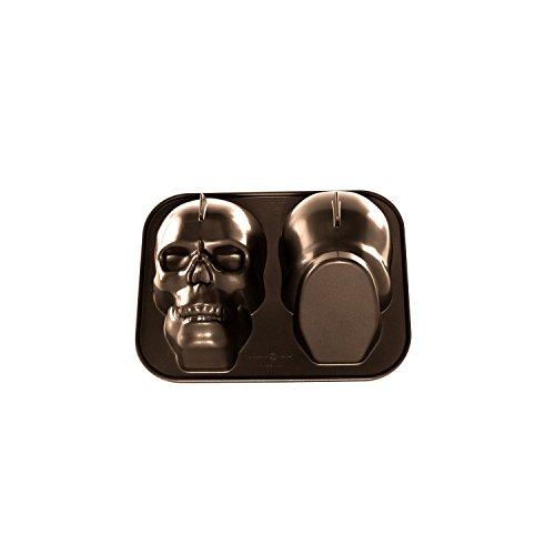Nordicware Forma per ciambella Halloween Cranio