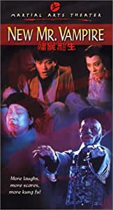 New Mr Vampire [DVD] [1987] [Region 1] [US Import] [NTSC]