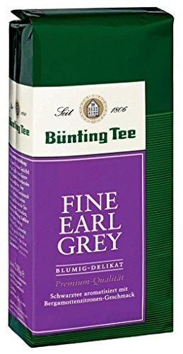 Bünting Tee - Fine Earl Grey 'Blumig-Delikat' - 250g
