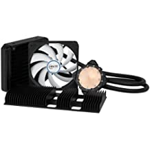 ARCTIC Accelero Hybrid II-120 - Dissipatore di calore ad acqua multicompatibile con radiatore posteriore per (Twin Turbo Fan)
