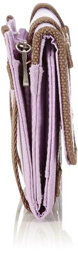 Sansibar Rio, Portafoglio donna Viola (Violett (lavender))