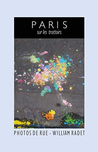 Couverture du livre PARIS sur les trottoirs