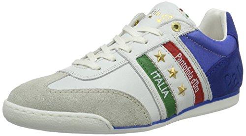 Pantofola d'Oro 10171032, Scarpe Sportive Uomo, Multicolore (Olympian Blue), 46 EU