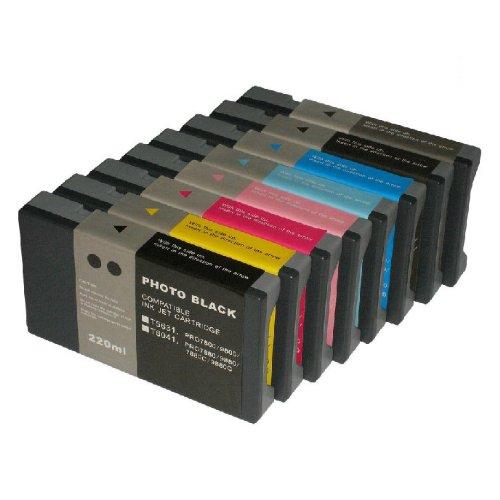 Colour Direct 1 Set of 8 ( T6031 - T6039) Compatibile Cartucce d