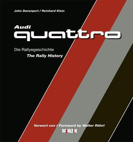 Audi Quattro: The Rally History