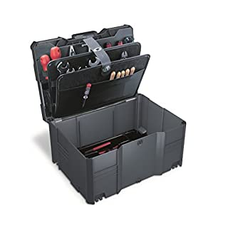 TANOS Werkzeug-systainer T-Loc III 3tlg – Anthrazit