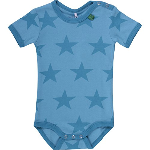 Fred's World by Green Cotton Baby - Jungen Body Star s/sl