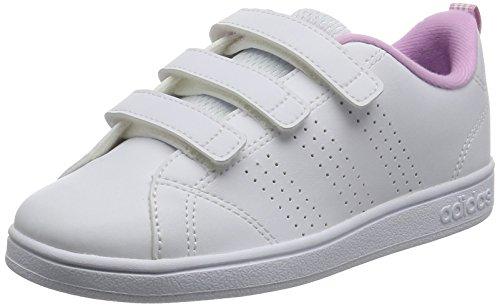 adidas Vs Advantage Clean Cmf C, Scarpe da Fitness Donna, (B74635 Multicolor), 35 EU