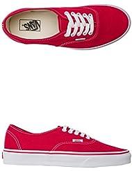 Vans Authentic Rouge 44