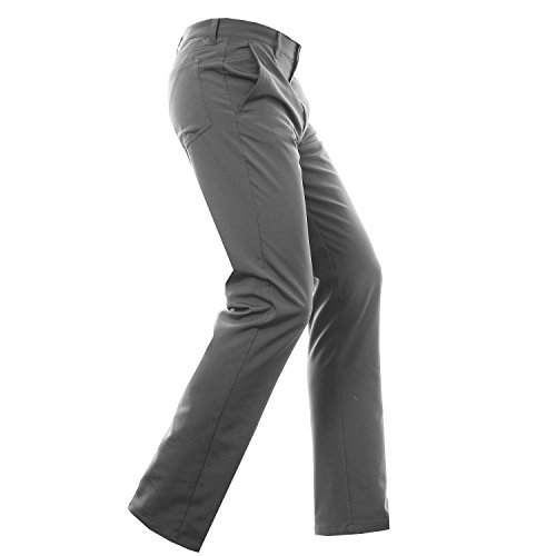 Callaway Thermal 5 Pocket Pantaloni da Golf, Uomo, Uomo, CGBF7084, Grigio, 40-32/2XL