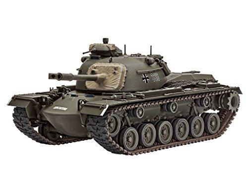 Revell - 03206 - Maquette De Char d'assaut - M48 A2/a2c - 183 Pièces