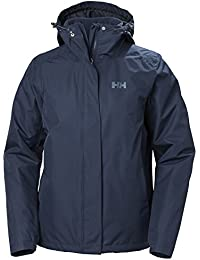 Helly Hansen W Squamish 2.0 Cis Ins Jacket, Mujer, Evening Blue, M