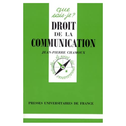 Le Droit de la communication