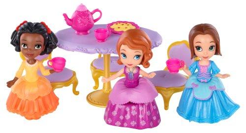 Disney Princess Sofia die Erste Tee für drei Familie Spielset