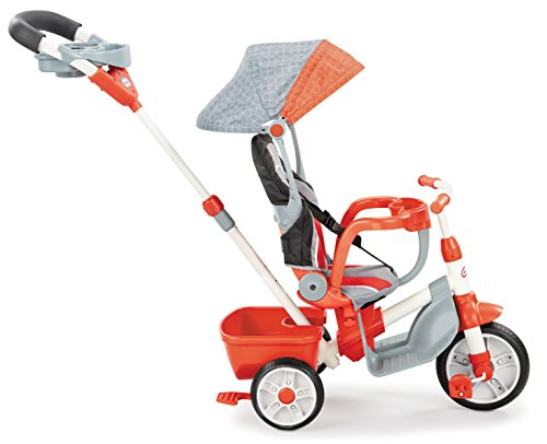Little Tikes - Tricycle - Deluxe Ride et Relax - 5 en...