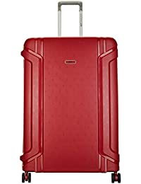 VIP Polypropylene 78 cms Burgundy Hardsided Check-in Luggage (Stealth)