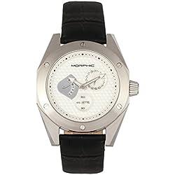 Montre Morphic - Affichage analogique Bracelet et Cadran MPH4601_Black