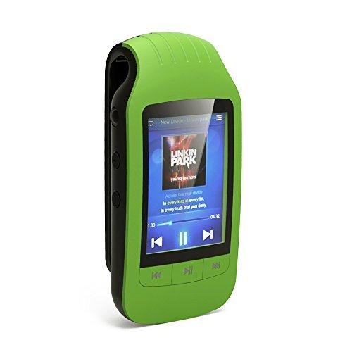 Chenfec lecteur MP3Bluetooth 8Go écran Bouton avec clip Sport Portable Mini lecteur...