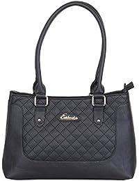 ESBEDA ladies Hand Bag Black color (SH210716_1431)