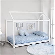 Mueblepersonalizado Cama Montessori Color Blanco