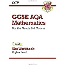 GCSE Maths AQA Workbook: Higher - for the Grade 9-1 Course (CGP GCSE Maths 9-1 Revision)