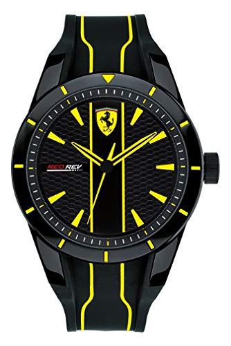 Scuderia Ferrari Unisex-Armbanduhr 830482