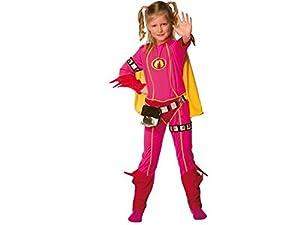 Studio 100 MEMM00000170 traje de fantasía para niños - Trajes de fantasía para niños (Traje de fantasía, Película, Femenino, Nylon, Rosa, 3 año(s))